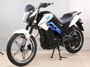 Eagle Electric Bike Side View